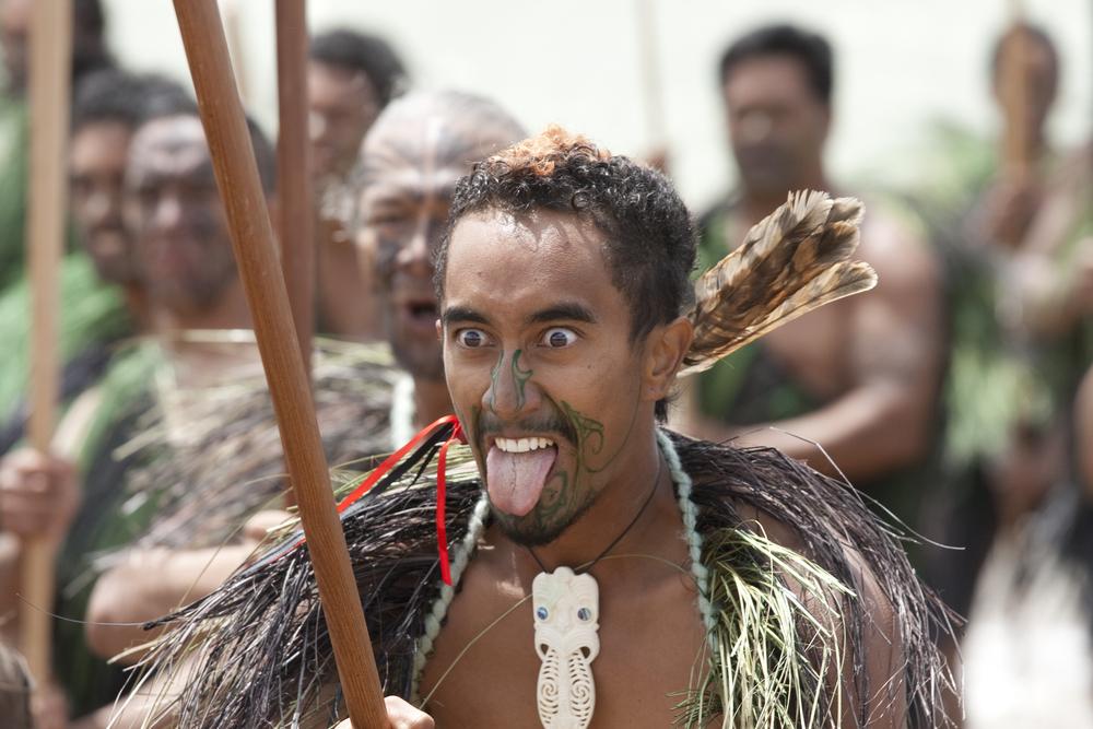 NZ Maori