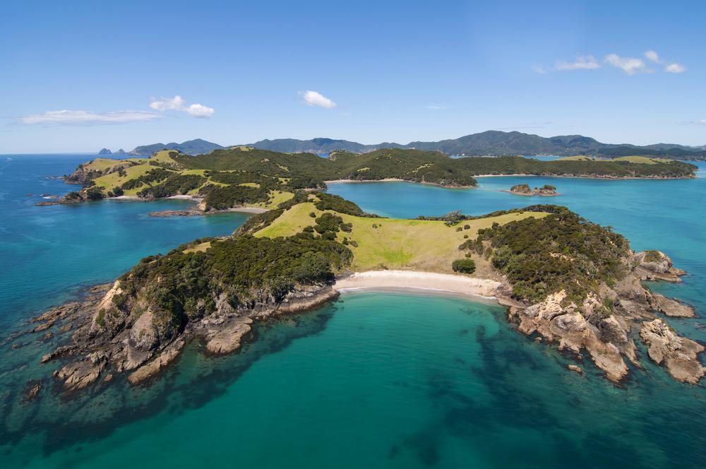 NZ- islands