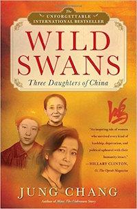 china-swans