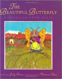 spain butterfly